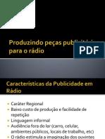Aula 02 - Produzindo peças publicitárias para o rádio
