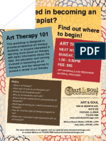 Art Therapy 101 Flyer - Final