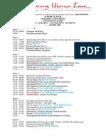 Rute Study Tour 2014 HIMAPEMIA