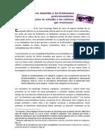 Gloria Anzaldua y Los Feminismos Postcolonialistas