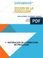 Administración   de la Producción