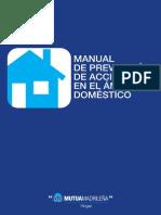 Manual prevención accidentes ámbito doméstico