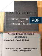 Chapter 6-Article 10