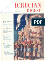 Rosicrucian Digest, August 1951