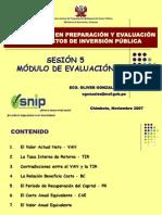 (Va) EVALUACIÓN Huaraz 10 al 14.09.07
