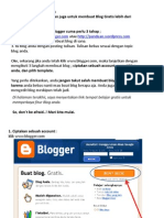Make Blog by Sulfikar