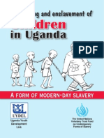 Trafficking and Enslavement of Children in Uganda