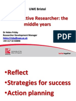 Effective Researcher Middle Years