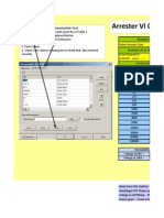 Arrester Characteristics for ATPDraw Users
