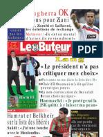 LE BUTEUR PDF du 26/10/2009
