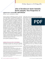 Cholinergic Regulation of Keratinocyte Innate Immunity