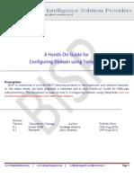 WebLogic Configuring Domain Using Templates