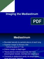 Imaging the Mediastinum