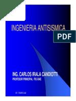 Introduccion Curso Ingenieria Antisismica - 2012