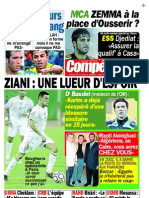 Edition du 26 octobre 2009