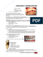 0o Clase Preclinico y Rehabilitacion