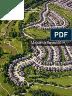 Smart Growth America - Measuring Sprawl 2014 Report