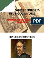 PRINCIPALES ESCRITORES DEL SIGLO DE ORO.pptx