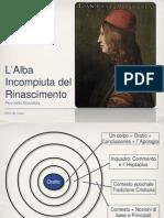 Pico Della Mirandola - Presentazione