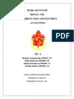 Teori Akuntansi - Week 8 - KP.A