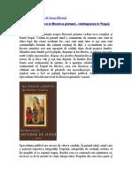 Spovedania publică în Biserica primară - reintegrarea în Trupul lui Hristos - Mai aproape de Dumnezeu - Antonie Bloom