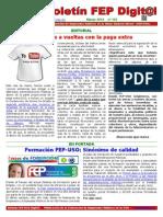 Boletin Digital Fep 101_marzo 2014
