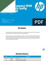 Hp Virtual Connect 3par Direct Attach Config Walkthrough