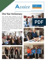 V!VA Thornhill Woods April 2014 Newsletter