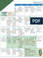 V!VA Waterside April 2014 Calendar