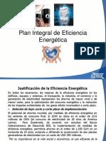 Plan Integral de Eficiencia Energética