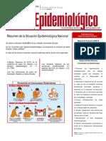 Boletin Epidemiologico #12