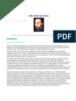Sao Joao de Deus-biografia