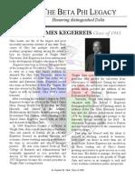 Historic Delt - Robert J. Kegerreis