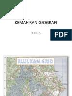 KEMAHIRAN GEOGRAFI_F4