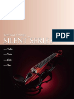 Violin Silent Series