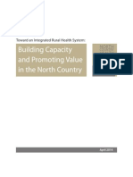 North Country Health Systems Redesign Commission Final Report