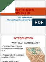 Design Philosophy (Module III)