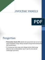 01. Photovoltaic Panels