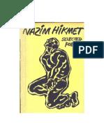 16093525 Nazim Hikmet Selected Poems