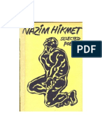 16093525 Nazim Hikmet Selected Poems
