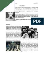 John Lennon Proyect