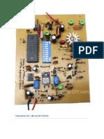 Transmisor PLL 1W Con MC145152