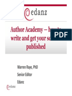 Springer- How to Author
