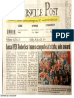 powdersville post article march 2014