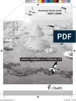 MSc Civil Engineering TU Delft 2007-2008