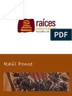 Catálogo Virtual - Raúl Ponce
