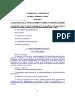 06 28175 Ley marco empleo público