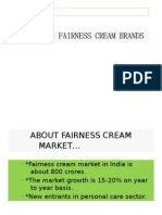 01 Fairness cream research