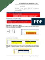 Sesión 14 Matrices