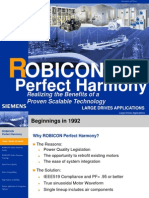Robicon VFD Perfect Harmony Theory